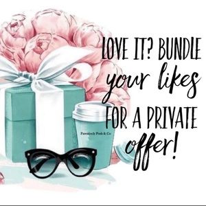 Bundle for a private offer!